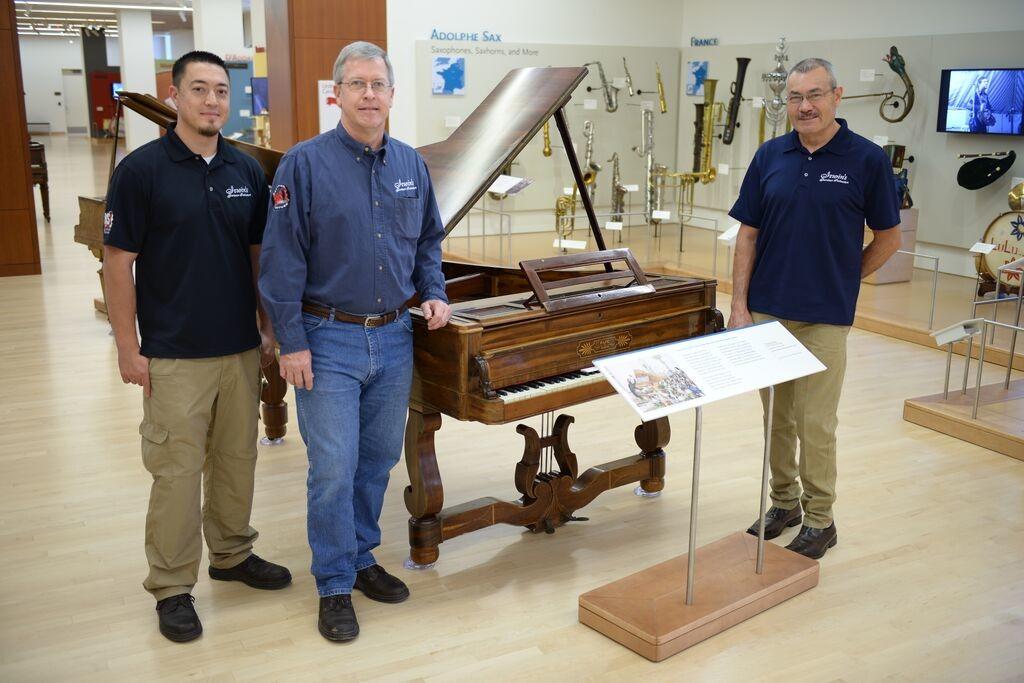 piano restoration in Phoenix