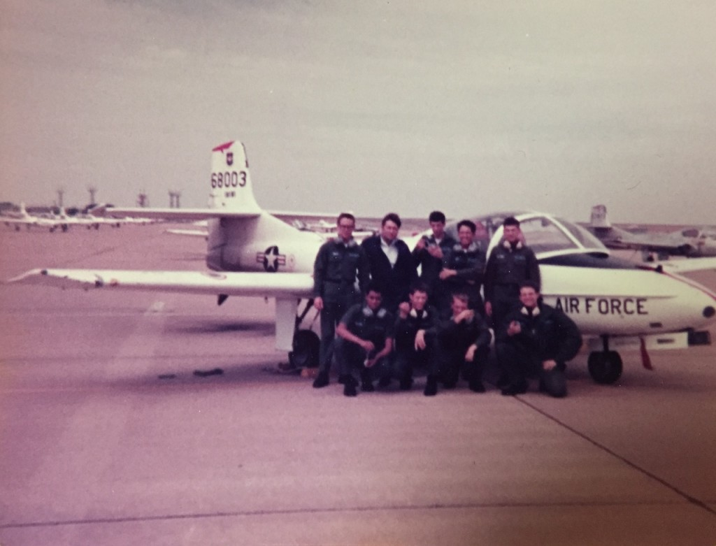 Don Sr. Nov. 1977 – Shepherd Air Force Base, TX – Aircraft Training