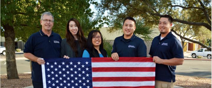 Irwin Family Salutes Veterans